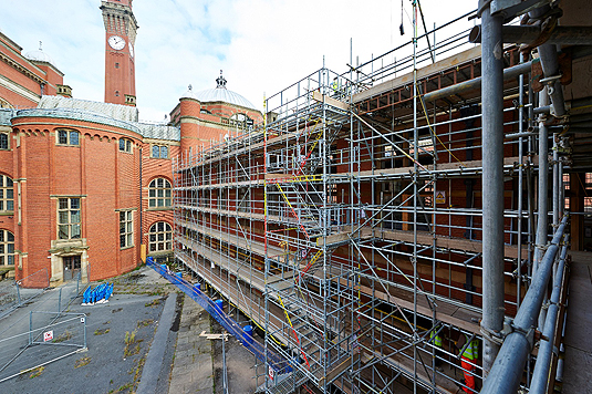Malvern Scaffolding - Heritage and Conservation