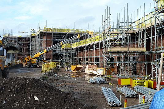 Malvern Scaffolding - Housing