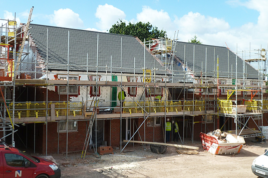 Malvern Scaffolding - Housing