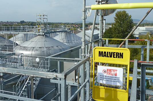 Industrial Scaffolding - Malvern Scaffolding