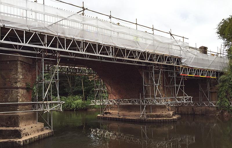 Malvern Scaffolding - Infrastructure
