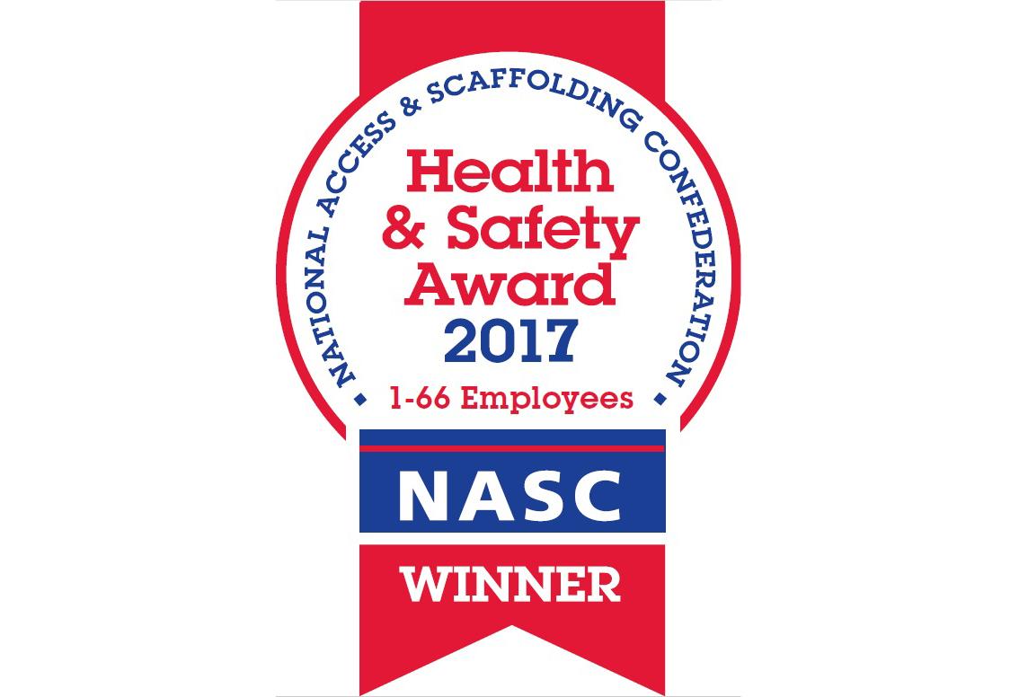 Nasc - Health and Safety Award 2017
